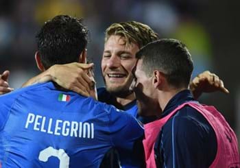 Highlights: Finlandia-Italia 1-2