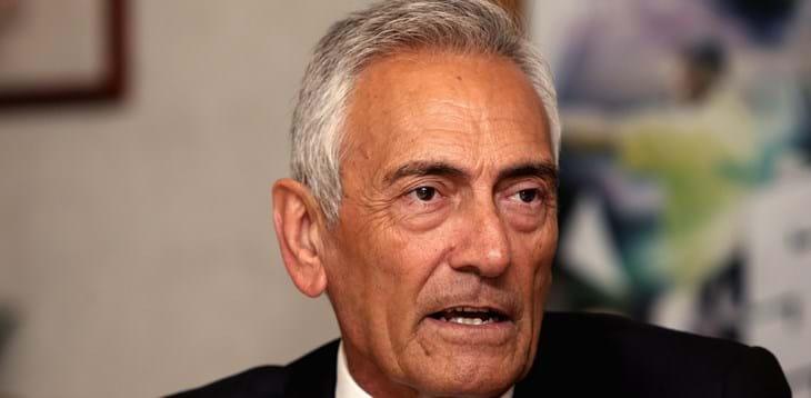 """La FIGC istituisce il Fondo Salva Calcio. Gravina: """"Iniziativa senza precedenti"""""""