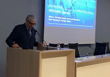 Grassroots Football in Schools: in corso a Coverciano il UEFA Share