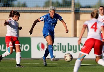 EURO 2021 Qualifiers: Bartoli and Girelli score to give Italy their third win in a row