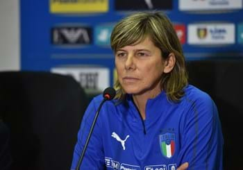Bosnia and Herzegovina the opponents in Palermo as the Azzurre look to make it four from four in EURO 2021 qualification