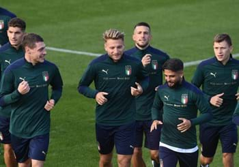 "Immobile: ""I'm indebted to the National Team, I'd like to thank Mancini for being so patient with me"""