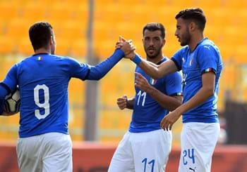 8 Nations Tournament, Italy come back to draw against England