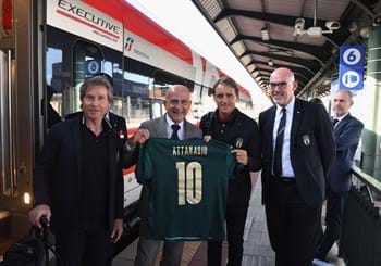 PARTNER--Frecciarossa to continue as official train of the Italian National Teams