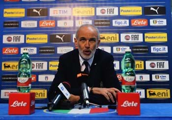 "Italy out to return to winning ways in Yerevan. Nicolato: ""It takes time to do a good job"""