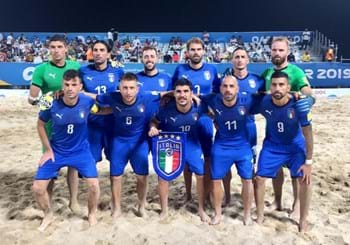 World Beach Games: Italy lose to Iran and end up in fourth place