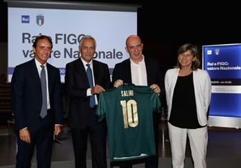 The story continues: FIGC and Rai to continue as partners until the 2022 Qatar World Cup