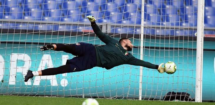 Imparare a tuffarsi: on-line la tesi di Dario Caglioni al corso per allenatore dei portieri