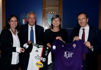 TIMVISION is the Title Sponsor of Women's Serie A and will broadcast all the league's matches