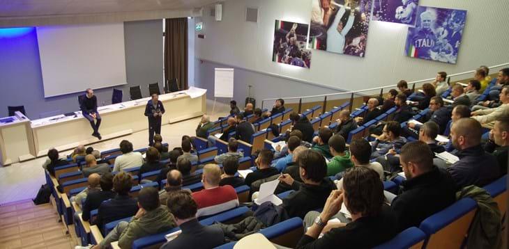UEFA Pro, terminata a Coverciano la terza settimana di lezione del Master allenatori