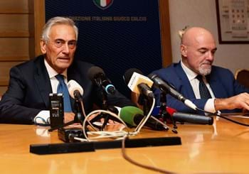 "Gravina: ""We're in complete agreement with Minister Spadafora on the topic of racism"""