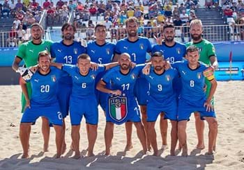 FIFA Beach Soccer World Cup in Paraguay: the official Azzurri squad