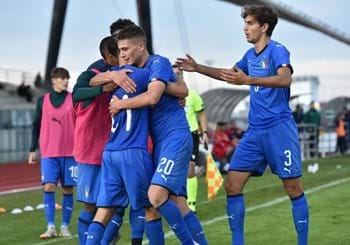 "No mistakes for Italy in their opening match as they beat Malta 2-0. Bollini: ""An excellent second half"""