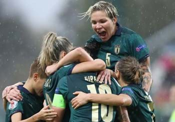Highlights: Italia-Malta 5-0 - Femminile