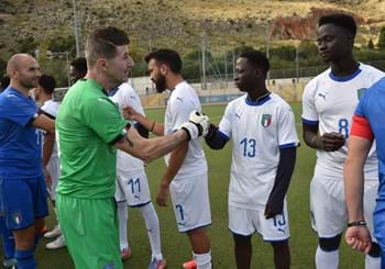 Fan match: Italia - SPRAR 2-5