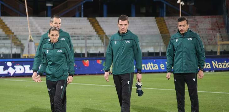 Match between Italy and Armenia pushed back until 21:00 CET due to adverse weather conditions in Catania