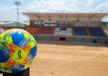 Scatta in Paraguay la FIFA Beach Soccer World Cup, Italia pronta all'esordio con Tahiti