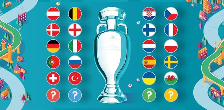 EURO 2020 draw coming soon: Italy in Group A, Gravina, Brunelli and Mancini to be present in Bucharest on Saturday