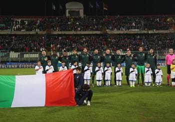 European qualification: Italy to play Sweden at the Stadio Ciro Vigorito in Benevento on 31 March