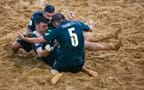 An incredible Italy beat Russia 8-7 in extra time to reach the World Cup final