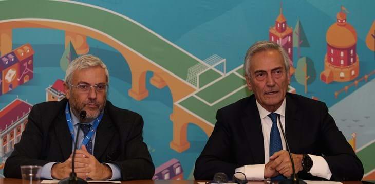 """Gravina interviene al Seminario USSI: """"La FIGC di nuovo centrale nello sport e nel rapporto con le istituzioni """""""