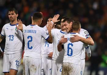 Friendly against San Marino in Cagliari on 29 May ahead of EURO 2020 for the Azzurri