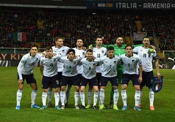 FIFA rankings: Italy finish 2019 in 13th place, the Azzurri earned 68 points in the past year