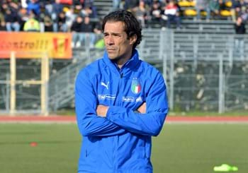 "The Azzurrini suffer friendly defeat against Turkey. Corradi: ""A defeat which will help us to improve"""