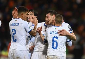 Italy vs. Czech Republic to be played on 4 June in Bologna, the Azzurri's final friendly before EURO 2020