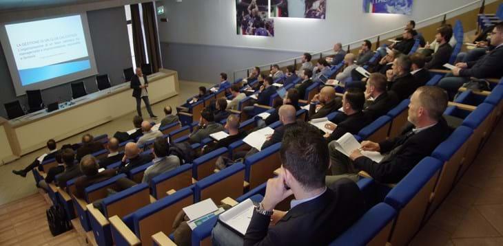 Inaugurato a Coverciano il nuovo corso per Direttore Sportivo. Tra gli allievi Burdisso e Sorrentino
