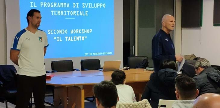 "Workshop tematico ""Il Talento"""