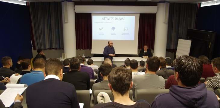 'Osservatore calcistico': inaugurato a Coverciano il corso dedicato allo scouting