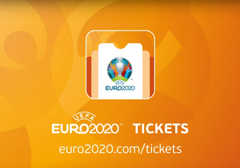 UEFA EURO 2020 Mobile Ticketing