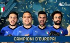 Italy are the Champions of Europe! The Azzurri beat Serbia in the final to win UEFA eEURO 2020