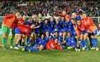 The Azzurre's march towards EURO qualification to resume against Israel and Bosnia and Herzegovina in September