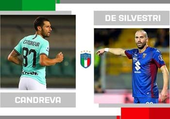 The statistical head-to-head of Serie A matchday 32: Antonio Candreva vs. Lorenzo De Silvestri