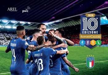"The tenth annual edition of ReportCalcio presented on Sky, Gravina: ""Our sector is fundamental to the Italian economy"""