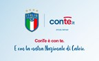 ConTe it becomes an official partner of the Italy National Football Team