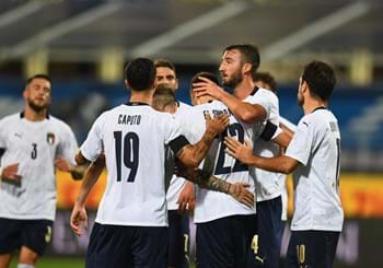 Italia-Moldova 6-0: gli highlights e le interviste - Video