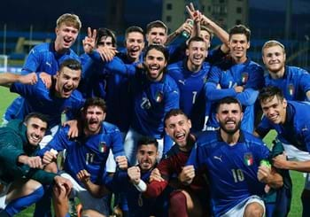 Highlights Under 21: Italia-Irlanda 2-0