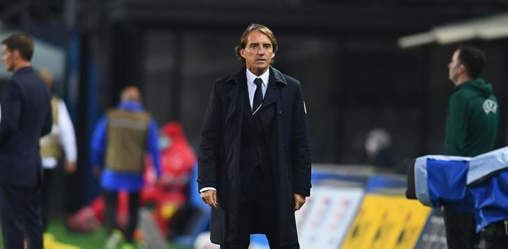 "Mancini: ""Win the next two and we qualify"""