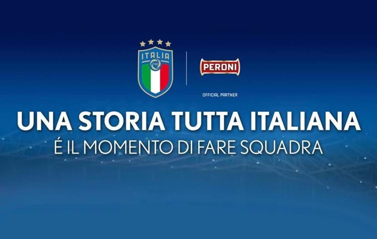 Peroni and the FIGC join forces again