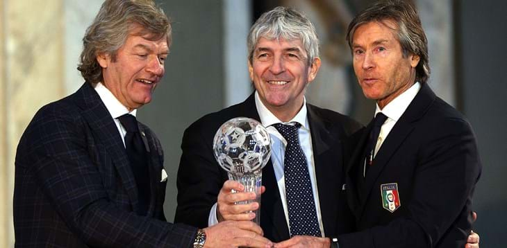 "Remembering Paolo Rossi, a true great. Gravina: ""We've lost a friend and an icon of Italian football."""