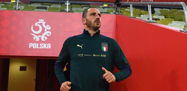 'Player Insight': il primo episodio ha come protagonista Leonardo Bonucci