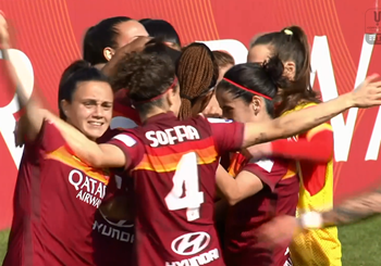 Gol Collection Semifinali Andata Coppa Italia Femminile