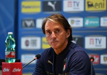 "Italy ready to get to work. Mancini: ""The first match is the most difficult, we can't afford to get it wrong"""