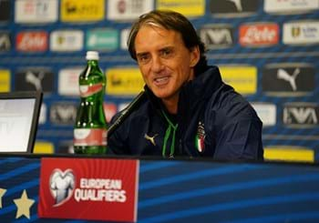 "The World Cup qualifiers adventure begins in Parma. Mancini: ""The game against Northern Ireland will be the most dangerous"""
