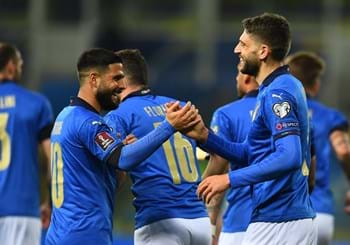 World Cup qualifying: Berardi and Immobile win it for Italy