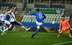 Italy 2-0 Northern Ireland: Statistics from the match