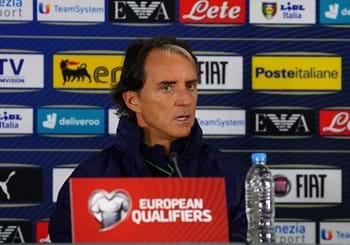 "Mancini: ""Every match is difficult, but we are here to win"""
